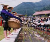 神代郷土民謡保存会(無形民俗文化財)